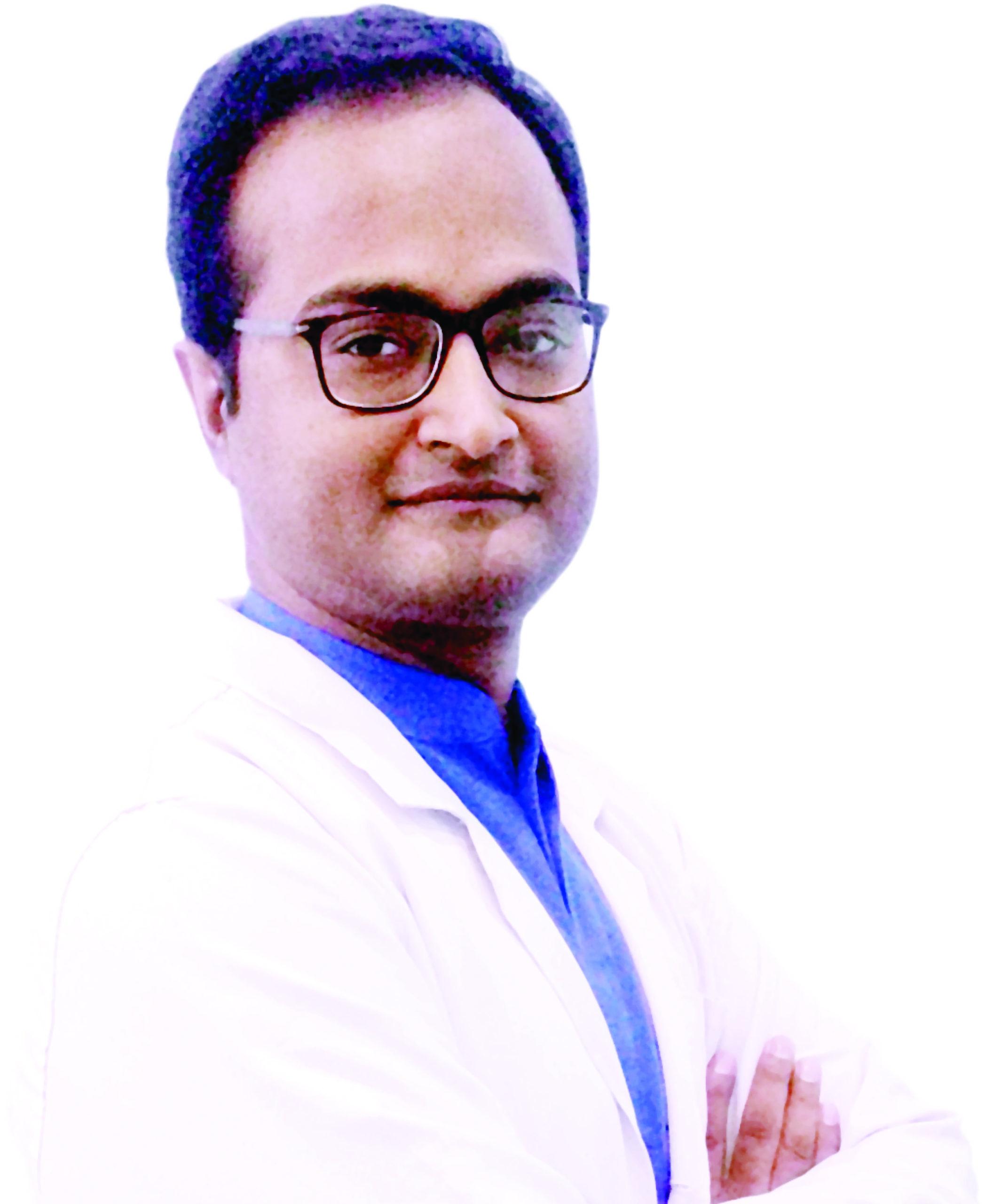 Dr. Anubhav Jain