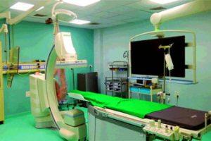 Cath Lab - Kshetrapal Hospital Ajmer