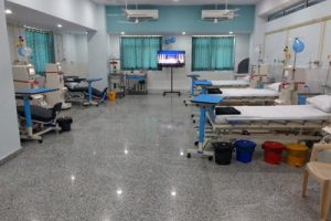 Dialysis Ward - Kshetrapal Hospital Ajmer