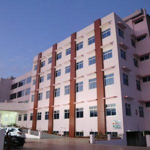 Kshetrapal Hospital Ajmer - Main Building