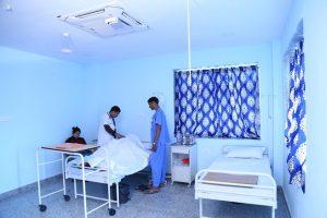 Kshetrapal Hospital Ajmer - Twin Sharing Rooms