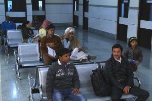 Kshetrapal Hospital Ajmer - Waiting Lounges