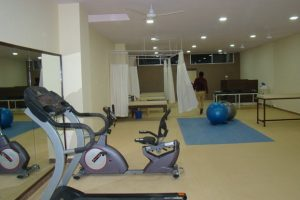 Kshetrapal Hospital - (Physiotheraphy)